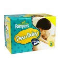 310 Couches Pampers New Baby Premium Protection taille 2 sur Sos Couches