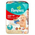 42 Couches Pampers Easy Up taille 4 sur Sos Couches