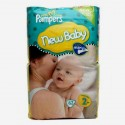 62 Couches Pampers New Baby taille 2 sur Sos Couches